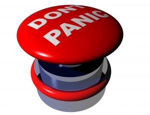 Don't panic digital coronavirus marketing